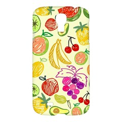 Seamless Pattern Desktop Decoration Samsung Galaxy S4 I9500/i9505 Hardshell Case