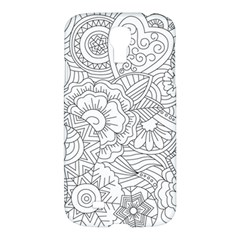 Ornament Vector Retro Samsung Galaxy S4 I9500/i9505 Hardshell Case