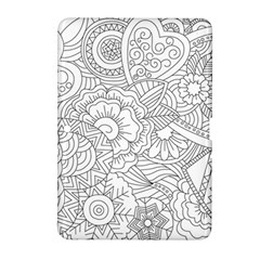 Ornament Vector Retro Samsung Galaxy Tab 2 (10 1 ) P5100 Hardshell Case