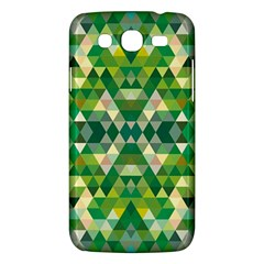 Forest Abstract Geometry Background Samsung Galaxy Mega 5 8 I9152 Hardshell Case