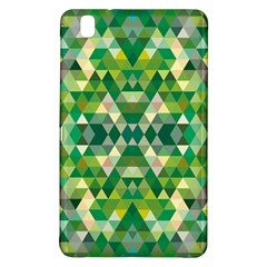 Forest Abstract Geometry Background Samsung Galaxy Tab Pro 8 4 Hardshell Case