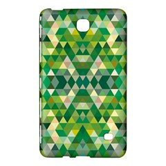 Forest Abstract Geometry Background Samsung Galaxy Tab 4 (8 ) Hardshell Case