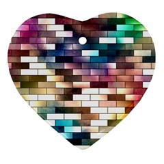 Background Wall Art Abstract Ornament (heart)