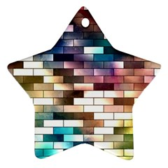 Background Wall Art Abstract Ornament (star)