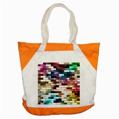 Background Wall Art Abstract Accent Tote Bag by Nexatart