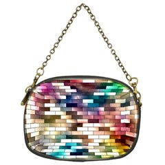Background Wall Art Abstract Chain Purses (one Side)
