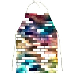 Background Wall Art Abstract Full Print Aprons