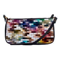 Background Wall Art Abstract Shoulder Clutch Bags