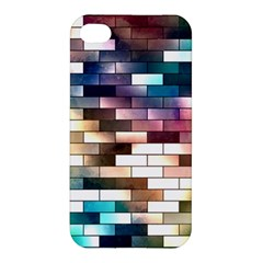 Background Wall Art Abstract Apple Iphone 4/4s Hardshell Case