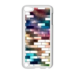 Background Wall Art Abstract Apple Ipod Touch 5 Case (white)