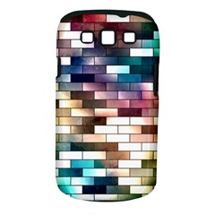 Background Wall Art Abstract Samsung Galaxy S Iii Classic Hardshell Case (pc+silicone)