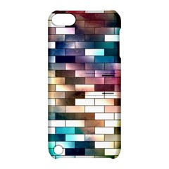 Background Wall Art Abstract Apple Ipod Touch 5 Hardshell Case With Stand