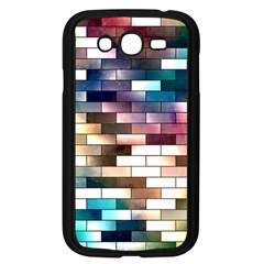 Background Wall Art Abstract Samsung Galaxy Grand Duos I9082 Case (black)