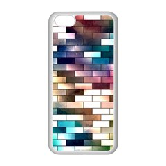 Background Wall Art Abstract Apple Iphone 5c Seamless Case (white)