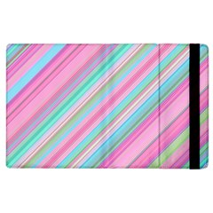 Background Texture Pattern Apple Ipad 3/4 Flip Case