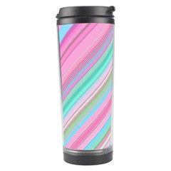 Background Texture Pattern Travel Tumbler