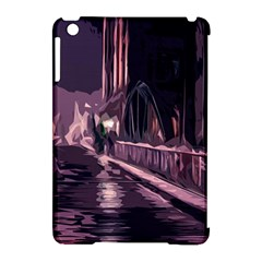 Texture Abstract Background City Apple Ipad Mini Hardshell Case (compatible With Smart Cover) by Nexatart