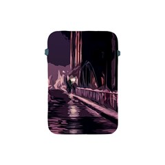 Texture Abstract Background City Apple Ipad Mini Protective Soft Cases