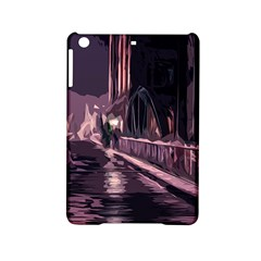 Texture Abstract Background City Ipad Mini 2 Hardshell Cases