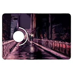 Texture Abstract Background City Kindle Fire Hdx Flip 360 Case