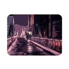 Texture Abstract Background City Double Sided Flano Blanket (mini)