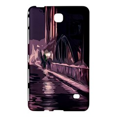 Texture Abstract Background City Samsung Galaxy Tab 4 (7 ) Hardshell Case