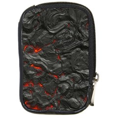 Rock Volcanic Hot Lava Burn Boil Compact Camera Cases by Nexatart