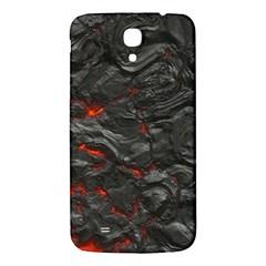 Rock Volcanic Hot Lava Burn Boil Samsung Galaxy Mega I9200 Hardshell Back Case
