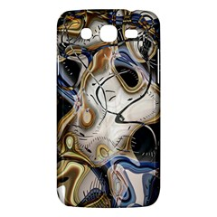 Time Abstract Dali Symbol Warp Samsung Galaxy Mega 5 8 I9152 Hardshell Case