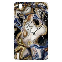 Time Abstract Dali Symbol Warp Samsung Galaxy Tab Pro 8 4 Hardshell Case