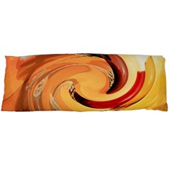 Spiral Abstract Colorful Edited Body Pillow Case Dakimakura (two Sides)