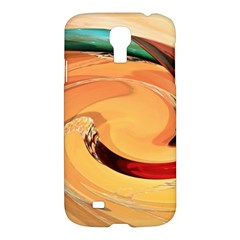 Spiral Abstract Colorful Edited Samsung Galaxy S4 I9500/i9505 Hardshell Case