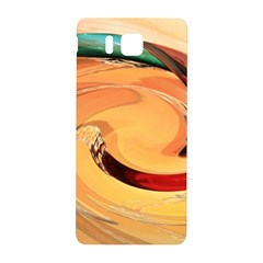 Spiral Abstract Colorful Edited Samsung Galaxy Alpha Hardshell Back Case