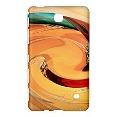 Spiral Abstract Colorful Edited Samsung Galaxy Tab 4 (7 ) Hardshell Case  by Nexatart
