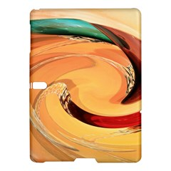 Spiral Abstract Colorful Edited Samsung Galaxy Tab S (10 5 ) Hardshell Case