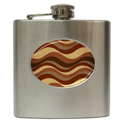 Backgrounds Background Structure Hip Flask (6 Oz)