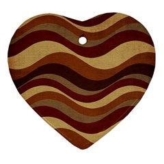 Backgrounds Background Structure Heart Ornament (two Sides)