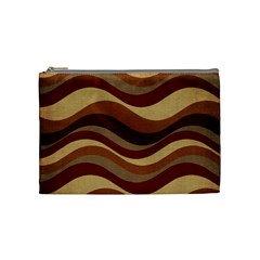 Backgrounds Background Structure Cosmetic Bag (medium)