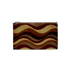 Backgrounds Background Structure Cosmetic Bag (small)