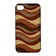 Backgrounds Background Structure Apple Iphone 4/4s Hardshell Case With Stand