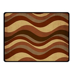 Backgrounds Background Structure Double Sided Fleece Blanket (small)