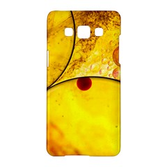Abstract Water Oil Macro Samsung Galaxy A5 Hardshell Case