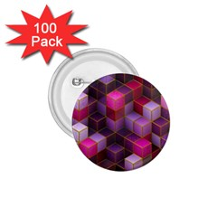 Cube Surface Texture Background 1 75  Buttons (100 Pack)
