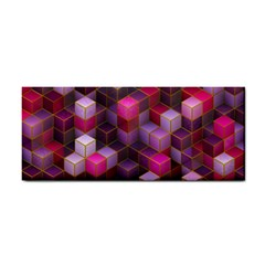 Cube Surface Texture Background Cosmetic Storage Cases