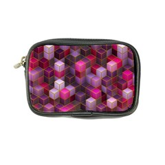 Cube Surface Texture Background Coin Purse