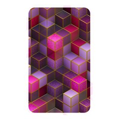 Cube Surface Texture Background Memory Card Reader