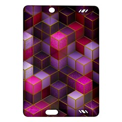 Cube Surface Texture Background Amazon Kindle Fire Hd (2013) Hardshell Case