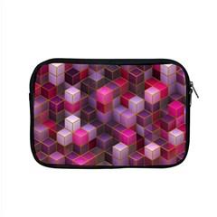 Cube Surface Texture Background Apple Macbook Pro 15  Zipper Case