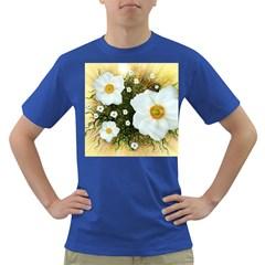 Summer Anemone Sylvestris Dark T Shirt