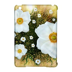Summer Anemone Sylvestris Apple Ipad Mini Hardshell Case (compatible With Smart Cover) by Nexatart